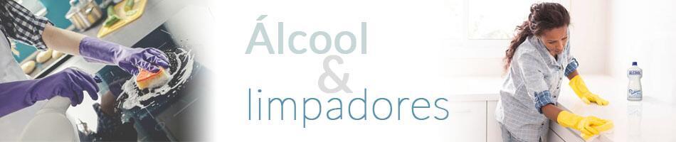 Álcool e Limpadores