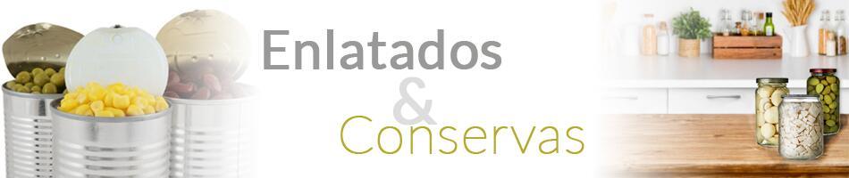 Enlatados e em Conservas