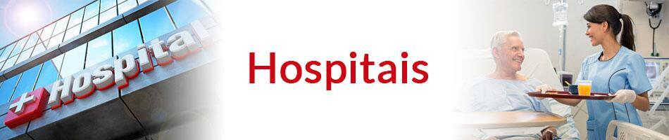 Hospitais, Clinicas e Consultórios
