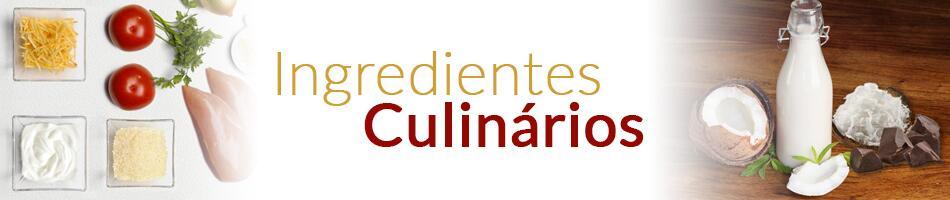 Ingredientes Culinários