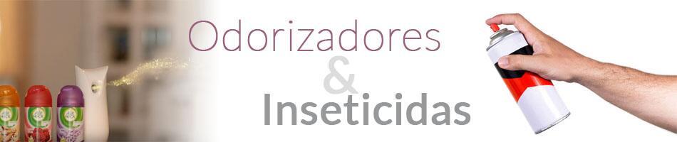 Odorizantes e Inceticidas