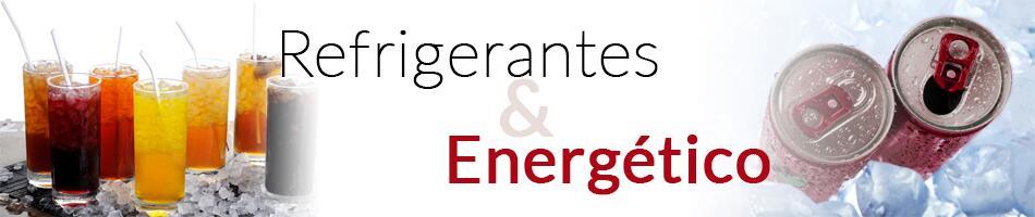 Refrigerantes e Energéticos