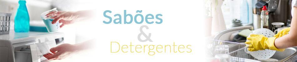 Sabões e Detergentes