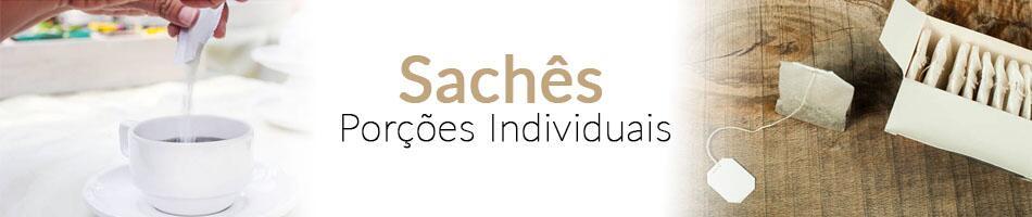 Saches (Porção Individual)