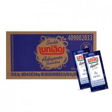adoçante união sucralose caixa com 400 unidades