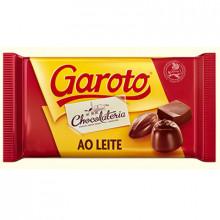 Barra de Chocolate ao Leite Garoto 2,1kg