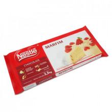Barra de Chocolate Branco Marfim Nestlé 1kg