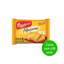 Biscoito Maizena Bauducco Sachê 8g - Caixa com 410