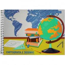 Caderno de Cartografia e Desenho Foroni