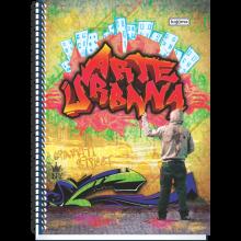 Caderno Universitário Kajoma 1 Matéria - 96 Folhas
