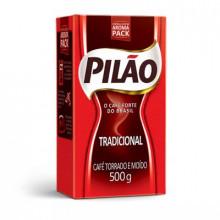 Café Tradicional Pilão a Vácuo 500g