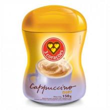 Café Cappuccino Diet 3 Corações 150g