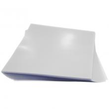 capa encadernacao cristal line cristal transparente