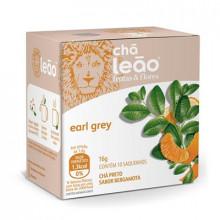 Chá Earl Grey Leão com 10 Saches