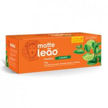Chá Matte Limão Leão com 25 Saquinhos