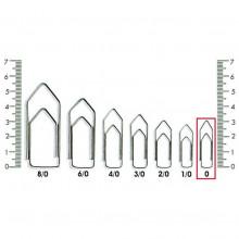 Clips N° 0 Kaz - Caixa com 500g