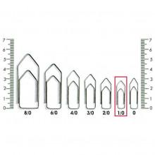Clips N° 1-0 Kaz - Caixa com 500g