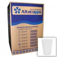 Copo Descartável 200ml Altacoppo - Caixa com 2500 Unidades