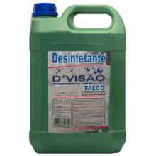 Desinfetante Talco DVisão - 5 Litros