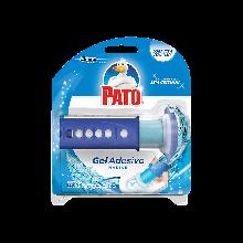 Desodorizador Sanitário Pato Gel Adesivo com aplicador 38g