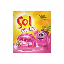 Gelatina Sol Sabor Tutti-Frutti 35g