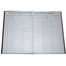 Livro Modelo 6 Registro Documento Fiscal e Termos de Ocorrências