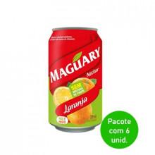maguary laranja lata 335ml