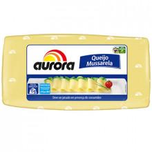 Queijo Mussarela Aurora - 3,5kg