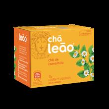 Chá de Camomila Leão com 15 Saches