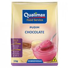 Pudim Chocolate Qualimax - 1kg