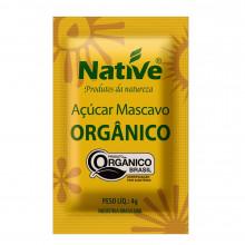 açucar mascavo organico native