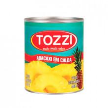 Abacaxi em Calda Tozzi - Lata com 400g
