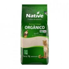 Açúcar Orgânico Cristal Native - 1Kg