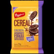 Biscoito Cereale Cacau e Castanha Bauducco - 78g