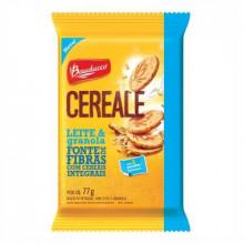 Biscoito Cereale Leite e Granola Bauducco - 77g