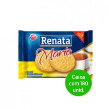 Biscoito Maria Renata Sachê 27g - Caixa com 180
