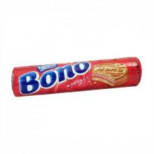 Biscoito Recheado Morango Bono Nestlé - 140g