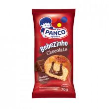 Bolinho Bebezinho Chocolate Panco - Pacote com 2 Unidades