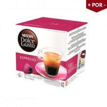 Cápsulas Dolce Gusto Espresso - Caixa com 16 Unidades
