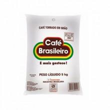 Café Torrado em Grãos Brasileiro 5Kg