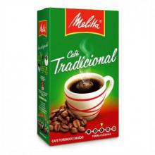 Café Tradicional  Melitta a Vácuo 500g