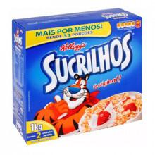 Cereal Matinal Sucrilhos Kelloggs 1kg
