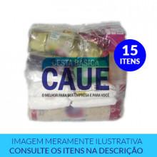 Cesta Básica Donativos II - 15 Itens / 12 Kg