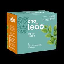 Chá de Hortelã Leão com 15 Saches