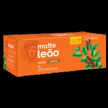 Chá Matte Canela Leão com 25 Saquinhos
