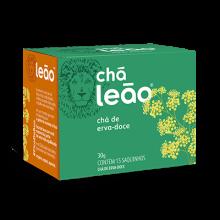 Chá de Erva Doce Leão com 15 Saches