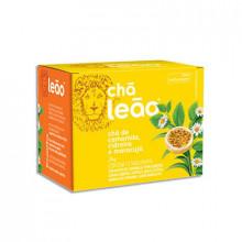 Chá de Camomila, Cidreira e Maracujá Leão