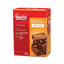 Chocolate em Pó Solúvel Nestlé  32% cacau