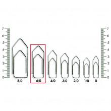 Clips N° 6-0 Kaz - Caixa com 500g
