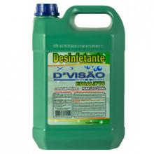 Desinfetante Eucalipto DVisão - 5 Litros